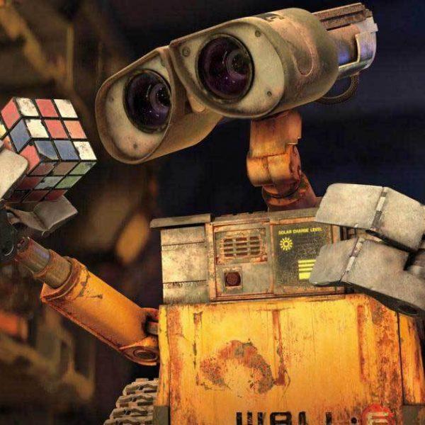 Sonorización libre dun clip de Wall-E